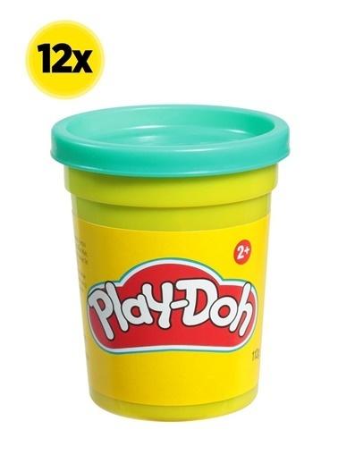 Hasbro Play-Doh Tekli Hamur X 12 Adet Renkli